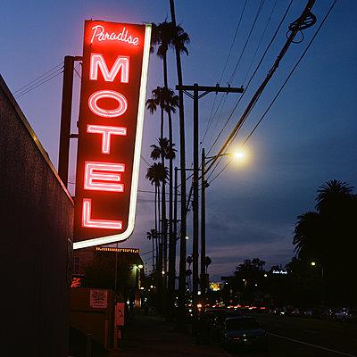 Paradise Motel - p1431m2247659 by Daniel R. Lopez