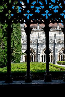 Portugal, Batalha Monastery - p451m932635 by Anja Weber-Decker