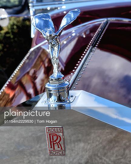 USA, California, Rolls-Royce  - p1154m2229530 by Tom Hogan