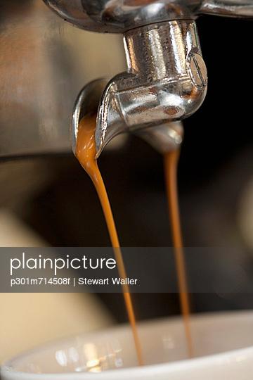 Double espresso shot - p301m714508f by Stewart Waller