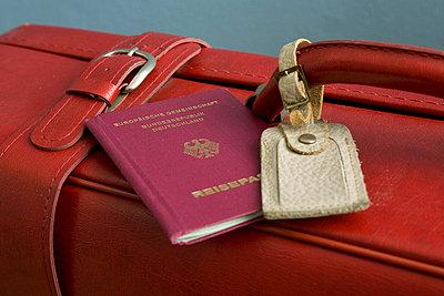 Verreisen mit Reisepass - p4540200 von Lubitz + Dorner