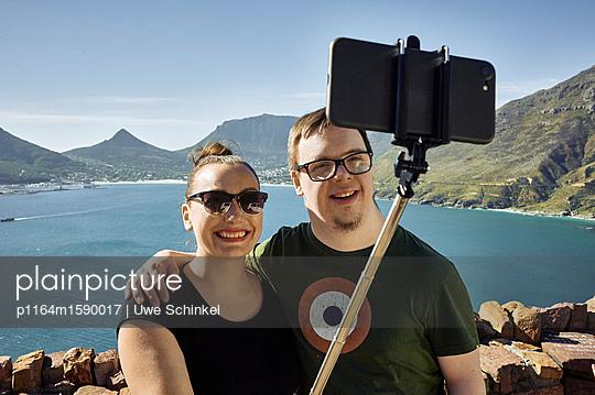 Selfi - p1164m1590017 von Uwe Schinkel