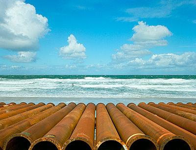 Ameland, Coastal defence - p1132m1020473 by Mischa Keijser