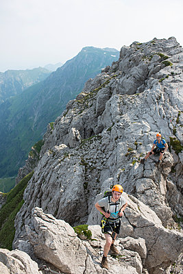 Nebelhorn, Bayern - p427m1072741 von R. Mohr