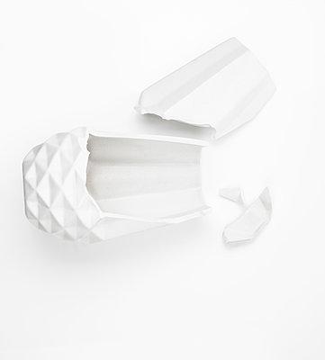 Broken vase - p1276m1200091 by LIQUID