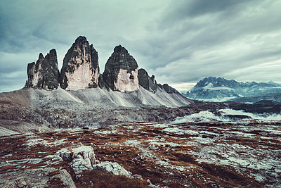 Tyrol, South Tyrol, Mountains - p1640m2245888 by Holly & John