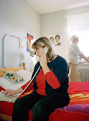 Elderly care - p3128743 by Susanne Kronholm