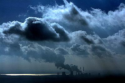 Coal fired power station - p1016m1025685 by Jochen Knobloch