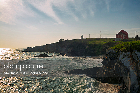 Cape Saint Mary's in Kanada - p470m1207933 von Ingrid Michel