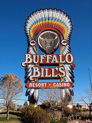 Advertising in Las Vegas - p1320567 by Peer Hanslik