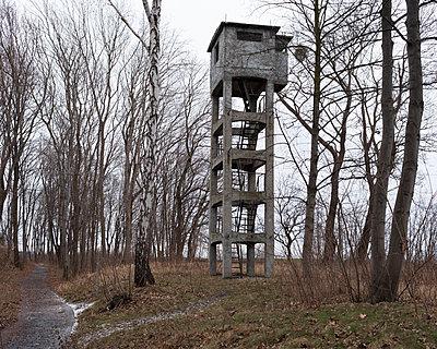 Watchtower - p1214m1116218 by Janusz Beck