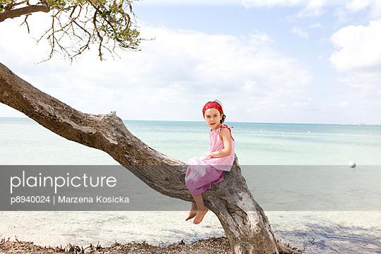 Kind am Meer - p8940024 von Marzena Kosicka