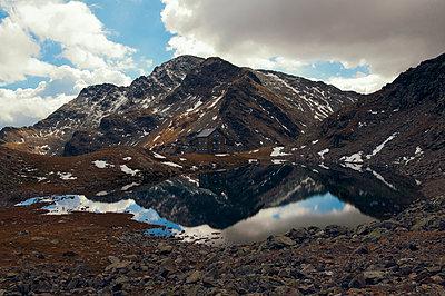 Flaggerschartenhütte in Südtirol - p470m1556422 von Ingrid Michel