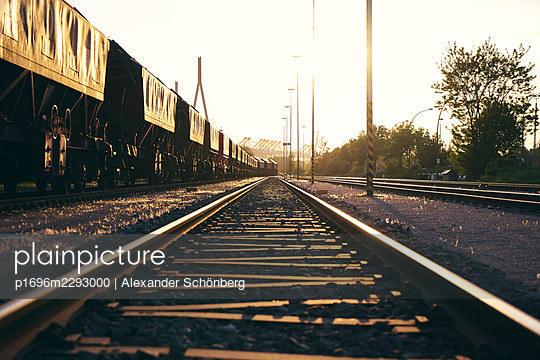 Goods train - p1696m2293000 by Alexander Schönberg