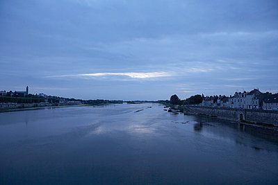 Loire River, Loire Valley, France - p5149879f by Doable
