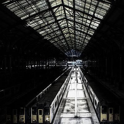 Liverpool Street Station - p1243m1144241 von Archer