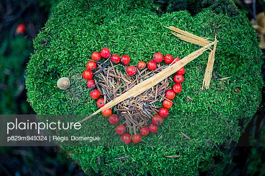 Verliebt - p829m949324 von Régis Domergue