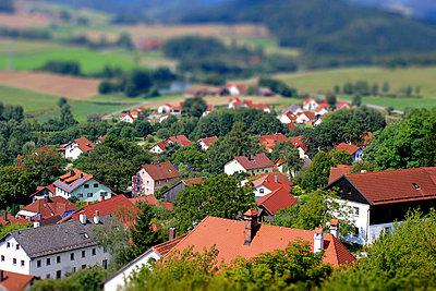 Bayerisches Dorf - p450m859587 von Hanka Steidle