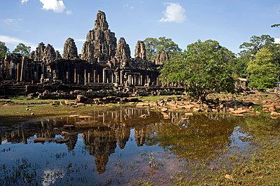 Angkor Wat - p589m815073 by Thierry Beauvir