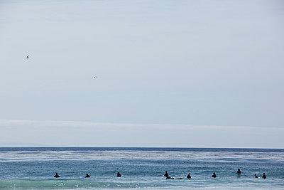 Surfer - p5540051 von Ben Clark