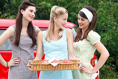 Picknick - p2490822 von Ute Mans