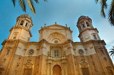 Cathedral in Spain - p8850122 by Oliver Brenneisen