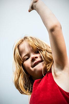 Portrait von Mädchen - p1156m1176744 von miep