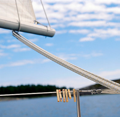 Sailing boat - p3223069 by Sari Poijärvi