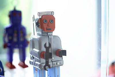 Robot - p2684665 by Florian Kresse