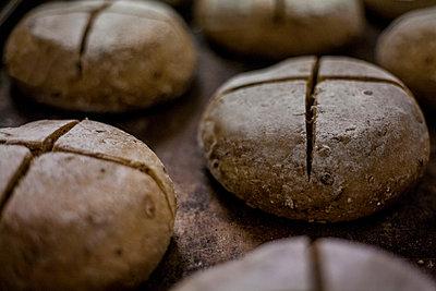 Bread rolls - p429m1418236 by Seb Oliver