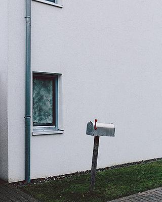 Briefkasten, amerikanisch - p1085m984279 von David Carreno Hansen