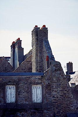 bretonische Altstadt - p464m1193613 von Elektrons 08