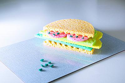 Fake sandwich - p1149m2291306 by Yvonne Röder