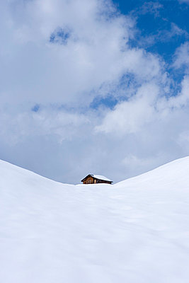 Ski Lodge - p2480701 by BY