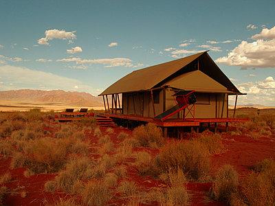 Desert in Namibia - p8870036 by Christian Kuhn