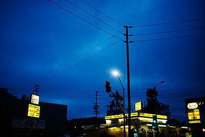 Los Angeles - p1411m1477630 von Florent Drillon