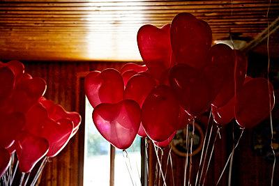Luftballons - p1146m1087691 von Stephanie Uhlenbrock