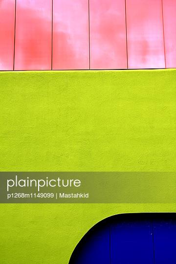 Rot Gelb Blau - p1268m1149099 von Mastahkid