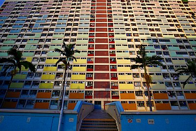 Colourful Hong Kong - p1399m1510498 by Daniel Hischer