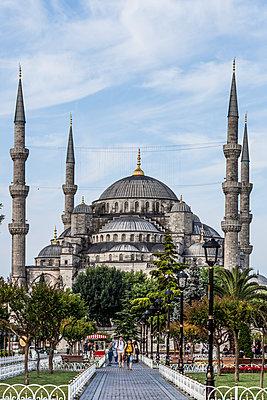 Sultan Ahmed Moschee - p253m1066026 von Oscar