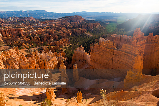 Canyon - p756m1584553 von Bénédicte Lassalle