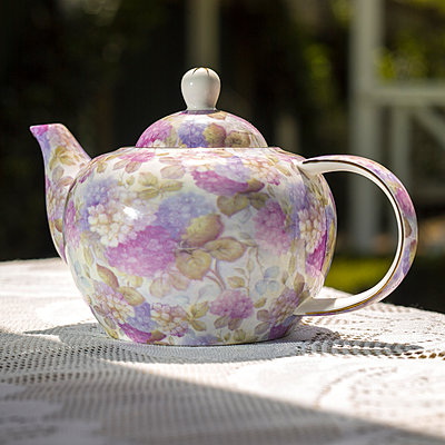 Teekanne - p1201m1039966 von Paul Abbitt