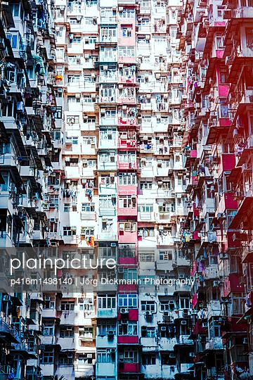 Hongkong - p416m1498140 von Jörg Dickmann Photography
