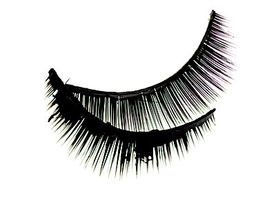Artificial eyelashes - p401m2008373 by Frank Baquet