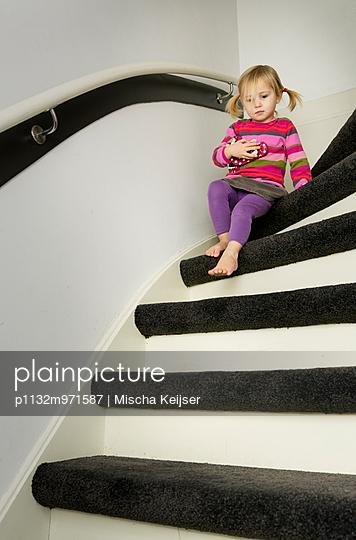 Kleines Mädchen - p1132m971587 von Mischa Keijser
