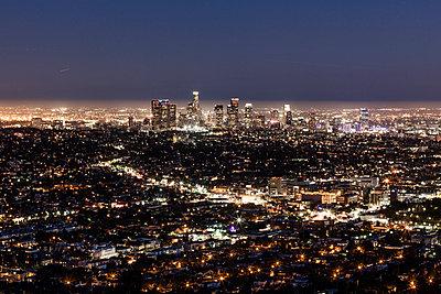 Los Angeles - p1094m971508 by Patrick Strattner