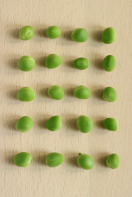 Counting peas - p450m1355145 by Hanka Steidle