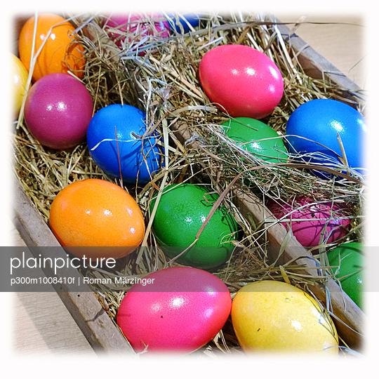 Easter eggs, studio