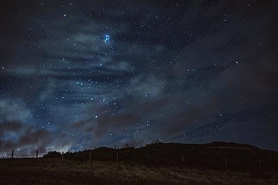 Night sky - p1326m2099796 by kemai
