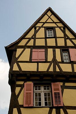 Fachwerkhaus - p4510819 von Anja Weber-Decker